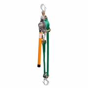 HIT 1-1/2 Ton x 6.4 ft Web Strap Hoist