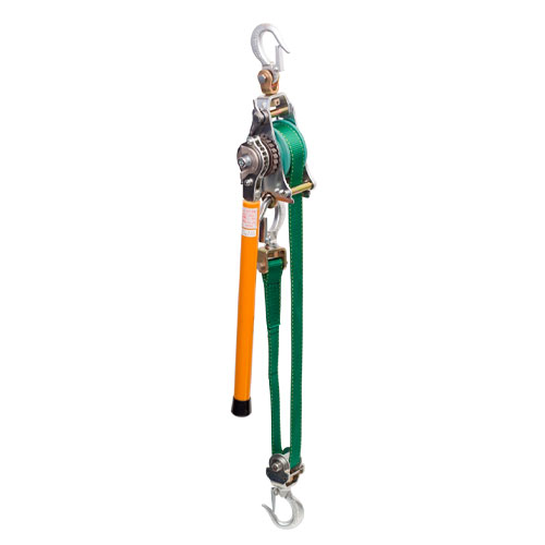 HIT 1-1/2 Ton x 6.4 ft Web Strap Puller - #16-SH1500