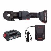 """HIT 18V Hydraulic Cordless Cable Cutter - 15/16"""" Max Cut"""