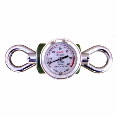 HIT Dynamometer Tension Meter - 6600 lbs Capacity