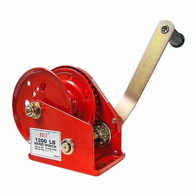 HIT H-100 Hand Winch - 1200 lbs Capacity