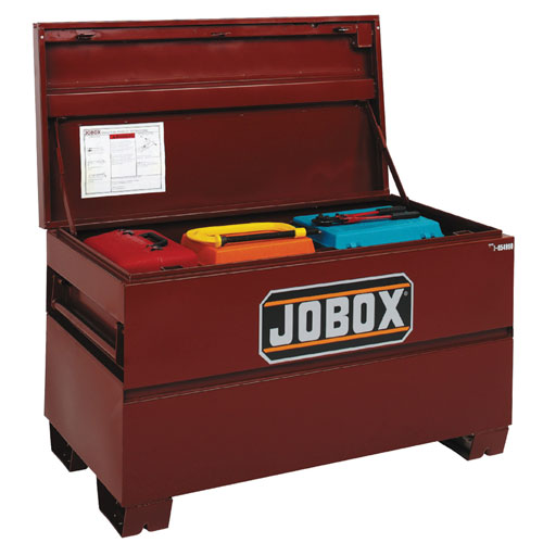 Jobox On-Site Storage Chest - 10 cu ft - #1-652990