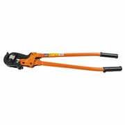 "Klein 31"" Heavy-Duty Ratcheting Bolt Cutter - 5/8"" Max Cut"