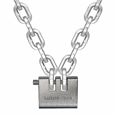 """Laclede 1/2"""" (13mm) """"Lockdown"""" Security Chain Kit - 17 ft Chain & Padlock"""