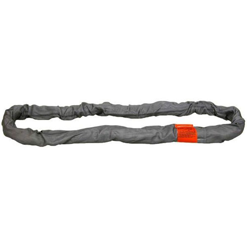 Lift-All Gray 12 ft Endless Tuflex Round Sling - 31000 lbs WLL