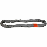 Lift-All Gray 8 ft Endless Tuflex Round Sling - 31000 lbs WLL