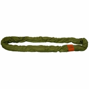 Lift-All Olive 18 ft Endless Tuflex Round Sling - 66000 lbs WLL