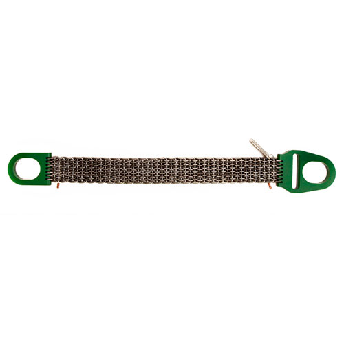 "Liftex 4"" x 20 ft Type 1 Chain Mesh PAC-Sling - 18000 lbs WLL"