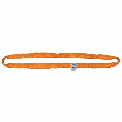 Liftex Orange 6 ft Endless RoundUp Round Sling - 31000 lbs WLL