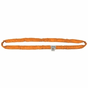 Liftex Orange 8 ft Endless RoundUp Round Sling - 25000 lbs WLL