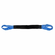 Liftex Blue 10 ft Eye & Eye RoundUp Round Sling - 21200 lbs WLL