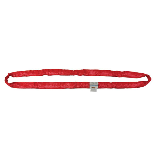 Liftex Red 14 ft Endless RoundUp Round Sling - 13200 lbs WLL