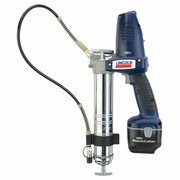 Lincoln 18V PowerLuber Battery Operated Grease Gun Kit