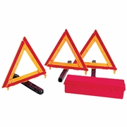 James King Reflective Triangle Flare Kit 3-Pack