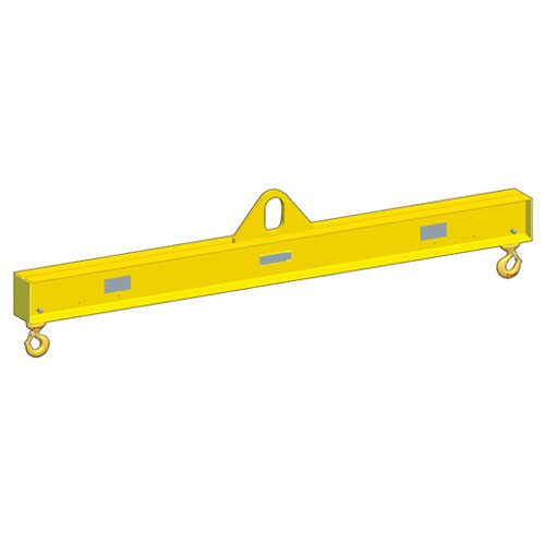 M&W 1 Ton x 10 ft Standard Lifting Beam - #11989
