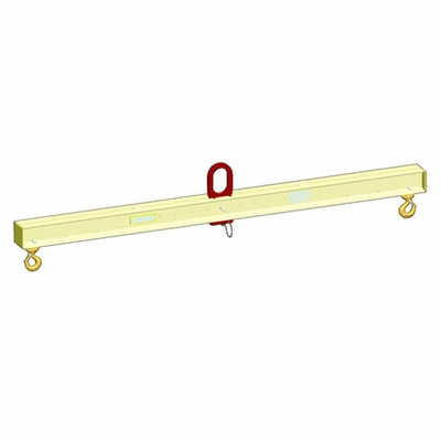 M&W 1 Ton x 4 - 6 ft Adjustable Lifting Beam