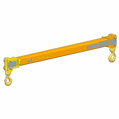 M&W 5 Ton x 8 - 14 ft Adjustable Spreader Beam