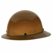 MSA Skullgard Full Brim Hard Hat - Tan
