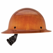 MSA Skullgard Full Brim Hard Hat - Natural Tan