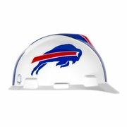 MSA V-Gard Cap Style NFL Team Hard Hat - Buffalo Bills