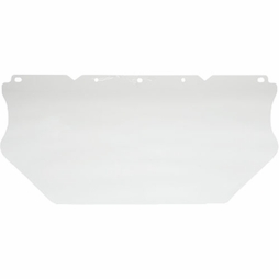 MSA V-Gard Clear Polycarbonate Face Shield - #10117750
