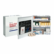 Pac-Kit Metal Three Shelf First Aid Kit