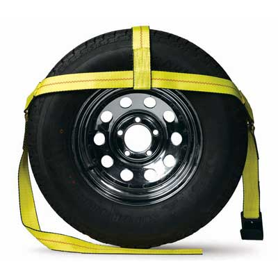 "PCC 17"" Tire Net - Flat Hook - 2000 lbs WLL"