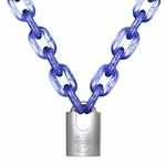 Peerless Hex Security Chain & Padlock Kits