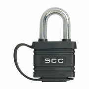 "Peerless Weatherproof Padlock - 1.25"" Shackle"
