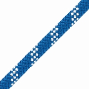 "Pelican 1/2"" Blue Static Master Kernmantle Rappelling Rope - 9807 lbs Breaking Strength"