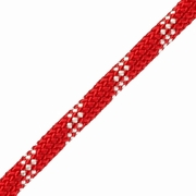 "Pelican 7/16"" Red Static Master Kernmantle Rappelling Rope - 7047 lbs Breaking Strength"