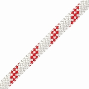 "Pelican 7/16"" White Static Master Kernmantle Rappelling Rope - 7047 lbs Breaking Strength"