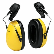 Peltor Cap-Mount Ear Muffs - NRR 23 dB
