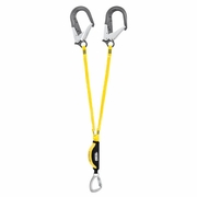 Petzl Absorbica-Y Double Leg Lanyard - 4.92 ft (150 cm)