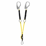 Petzl Absorbica-Y Tie-Back Lanyard - 4.92 ft (150 cm)