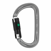 Petzl Am'D Aluminum Carabiner - Ball-Locking