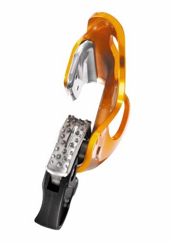 how to use petzl croll chest ascender