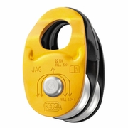 "Petzl Jag Double Sheave Pulley - 7/16"" Rope"
