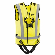 Petzl Newton EasyFit Hi-Vis Fall Arrest Harness - Size 2