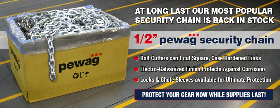 Pewag 12mm Security Chain