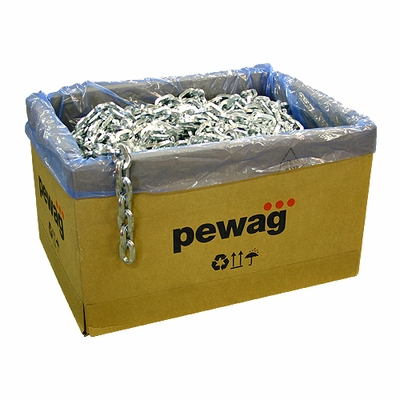 "Pewag 3/8"" x 100 ft Square Security Chain"