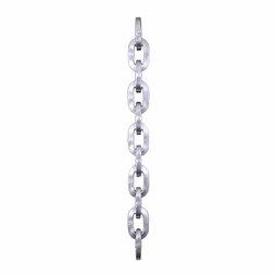 """Pewag 3/8"""" (10mm) Square Security Chain - #11696"""