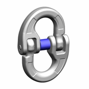 Pewag Grade 63 Stainless Steel Coupling Links