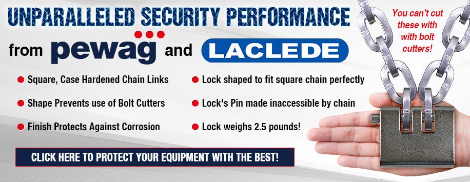 Pewag & Laclede Security Chain