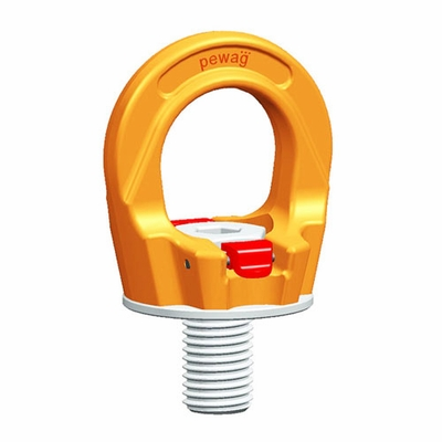 Pewag PLGW 4T Lifting Point Eye Bolt - M30 x 45 mm - 10000 kg WLL
