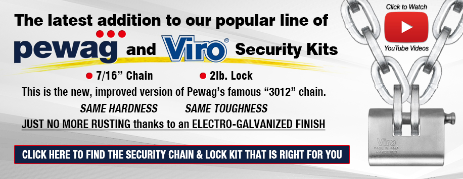 Pewag & Viro Security Chain
