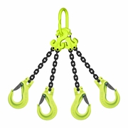 Quad Leg Chain Slings