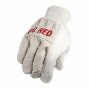 Red Steer Big Red Cotton Chore Glove