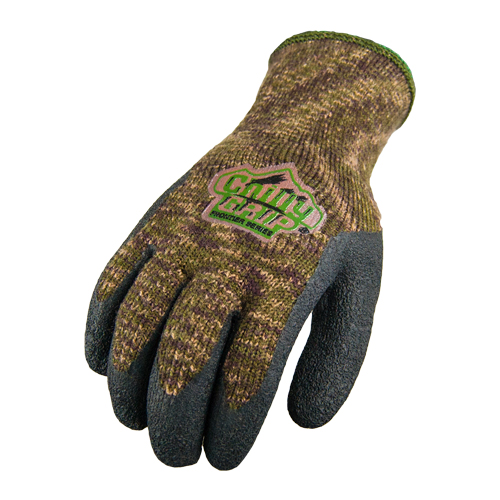 Red Steer Gloves : Red steer chilly grip camouflage thermal glove