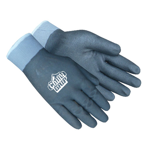Red Steer Gloves : Red steer chilly grip water resistant thermal glove